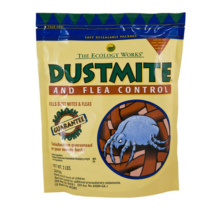Ecology Works Dust Mite And Flea Control Dust Mite Powder