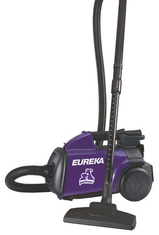 Eureka 3684F Mighty Mite Pet Lover Canister Vacuum