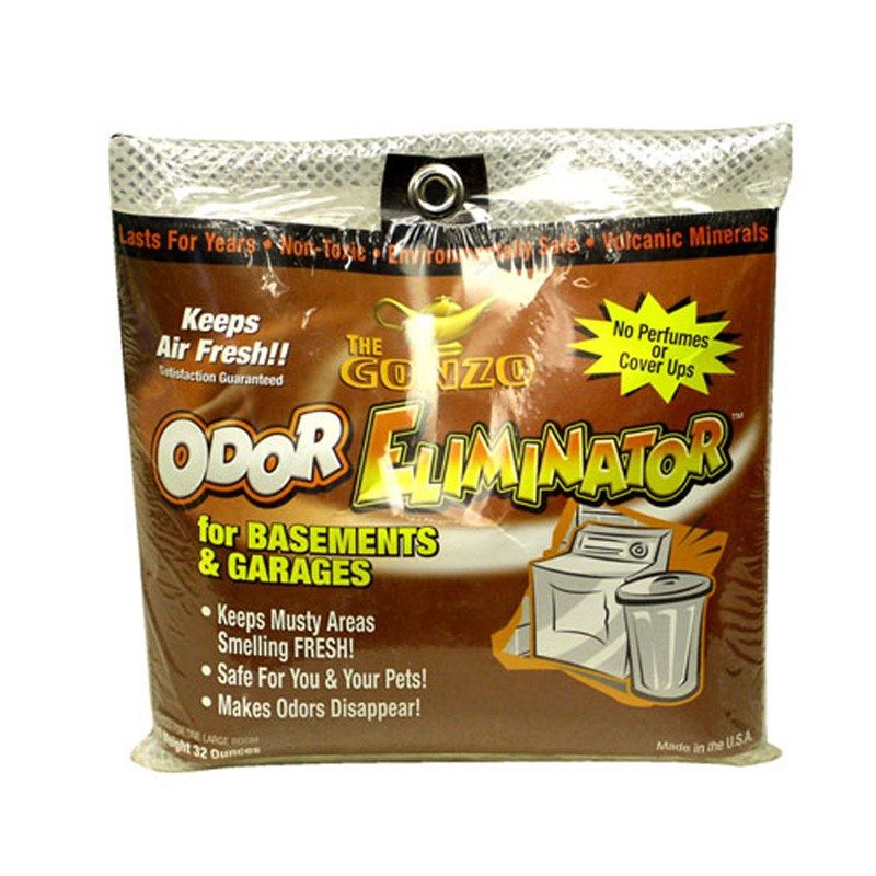 Gonzo Odor Eliminator - Basements & Garages