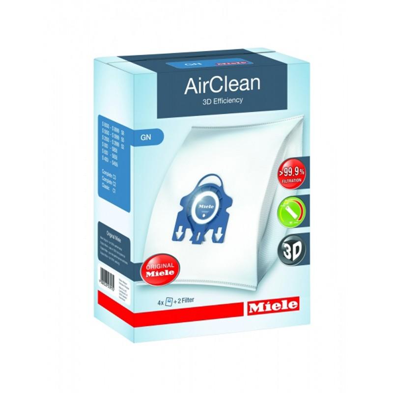 Miele 3D AirClean GN FilterBags - 1 Box