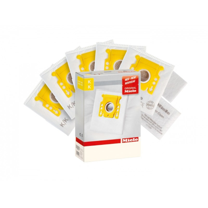 Miele Intensive Clean KK Filter Bags