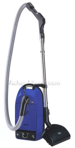 Miele Plus S251 Canister Vacuum Cleaner