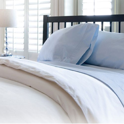 Mulberry West Silk Filled Comforters Cotton Shell Comforter