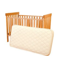 Pure-Rest Natural Rubber Crib Mattress