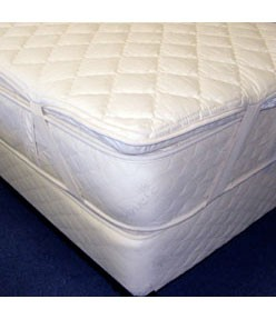 Pure-Rest Natural Rubber Mattress Toppers