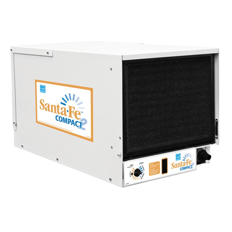 Santa Fe Compact2 Dehumidifiers