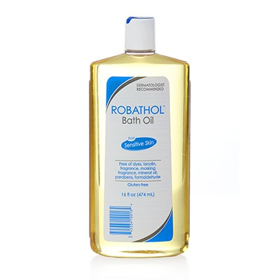 Vanicream Robathol Bath Oil