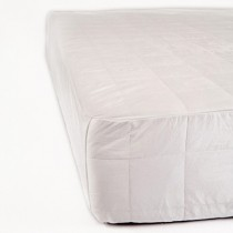 SmartSilk Fitted Mattress Pad