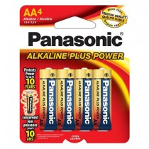 AA Alkaline Batteries (4-Pack)
