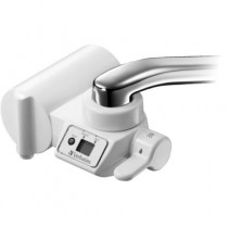 Verbatim Faucet Mount Filtration System with LCD Display - 98874