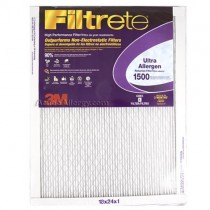 3M Filtrete 1500 Ultra Furnace Filters (6 pack)
