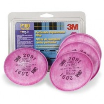 3M 2091 HEPA Replacement Filter