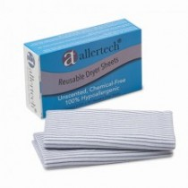 AllerTech® Reusable Dryer Sheets 2-Pack