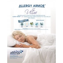 Allergy Armor Twin Ultra Duvet Covers- ON SALE!
