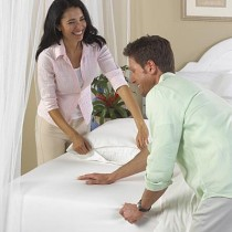 BedCare™ Classic Fitted Travel Mattress Protector