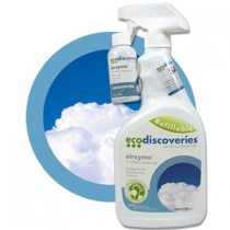 EcoDiscoveries AirZyme 2 oz. Refill w/Empty 32 oz. Bottle