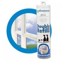 EcoDiscoveries Glass 2 oz. Refills - 2 pk