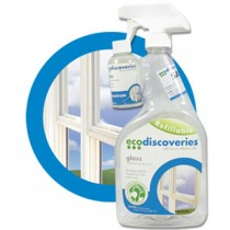 EcoDiscoveries Glass 2 oz. Refill w/Empty 32 oz. Bottle
