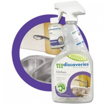 EcoDiscoveries Kitchen 2 oz. Refill w/Empty 32 oz. Bottle