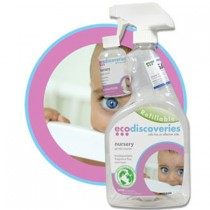 EcoDiscoveries Nursery 2 oz. Refill w/Empty 32 oz. Bottle