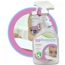 EcoDiscoveries Nursery 2 oz. Refill w/Empty 32 oz. Bottle