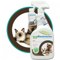 EcoDiscoveries Pet 2 oz. Refill w/Empty 32 oz. Bottle