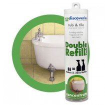 EcoDiscoveries Tub & Tile 2 oz. Refills - 2 pk
