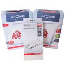 Miele C2 Vacuum Annual Filter/Bag Kit - HEPA