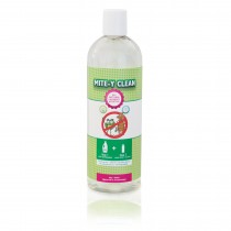 Single Mite-y Clean All-Natural Laundry Additive 16 Oz. Bottle