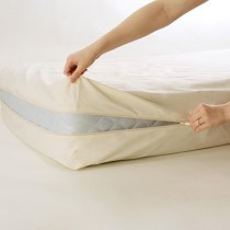 BedCare™ Organic All-Cotton Allergy Mattress Covers