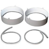 Santa Fe Impact/Max Dry XT Supply Duct Kit