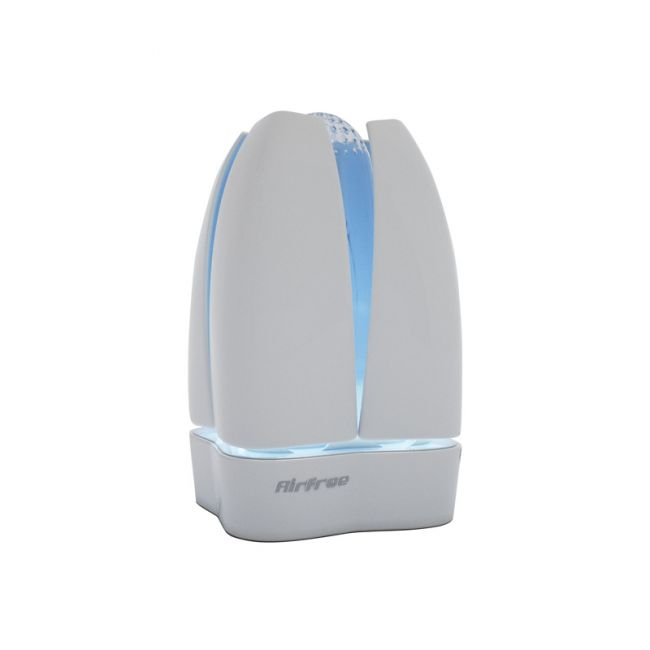 Airfree Lotus Filterless Air Purifier Small White Sareg Com